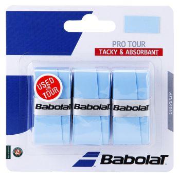 Babolat PRO TOUR X3, tenis grip, modra