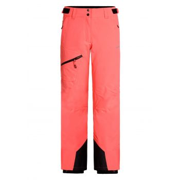 Icepeak COVE, ženske smučarske hlače, rdeča