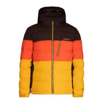 Protest BLUR, moška smučarska jakna, rumena