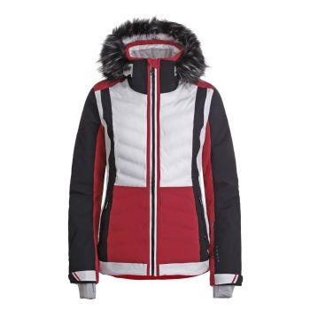 Luhta EMKARBY L7, ženska smučarska jakna, črna