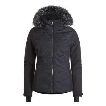 Luhta ENGELSBY L7, ženska smučarska jakna, črna