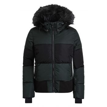 Luhta EKHOLM L7, ženska smučarska jakna, črna