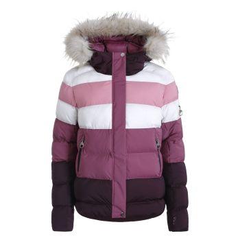 Luhta ELISENVAARA L7, ženska jakna, bela