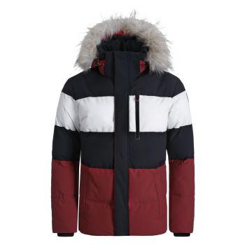 Luhta JALASSAARI L7, moška jakna, rdeča