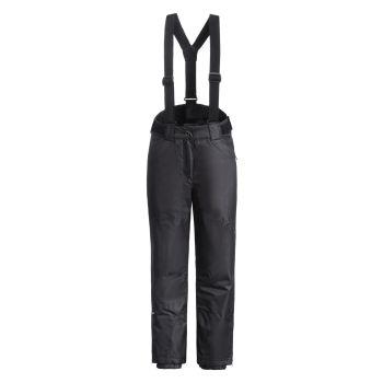 Icepeak LORENA JR, otroške smučarske hlače, črna