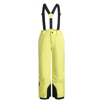 Icepeak LISMAN JR, otroške smučarske hlače, rumena