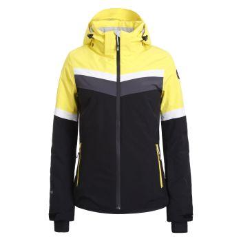 Icepeak FOLKSTON, ženska smučarska jakna, črna
