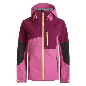 Icepeak DATTELN, ženska pohodna jakna, roza