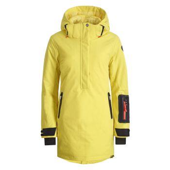 Icepeak ELDRED, ženska smučarska jakna, rumena