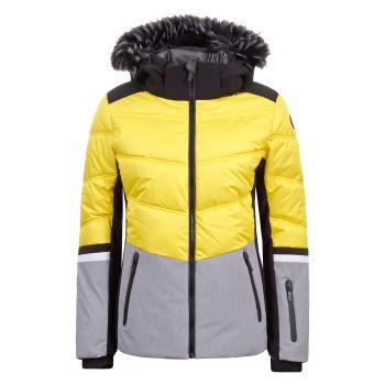 Icepeak ELECTRA I, ženska smučarska jakna, siva