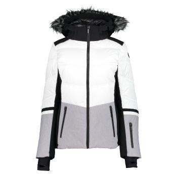 Icepeak ELECTRA I, ženska smučarska jakna, bela