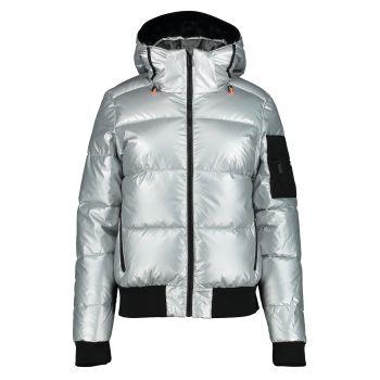 Icepeak EUPORA, ženska smučarska jakna, srebrna