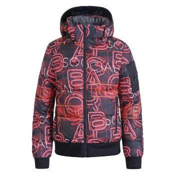 Icepeak EGYPT, ženska smučarska jakna, črna
