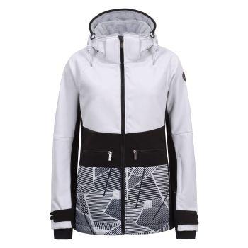 Icepeak ELY, ženska smučarska jakna, bela