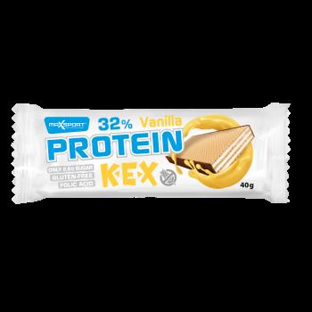 Maxsport PLOŠČICA PROTEIN KEX VANILLA, športna prehrana