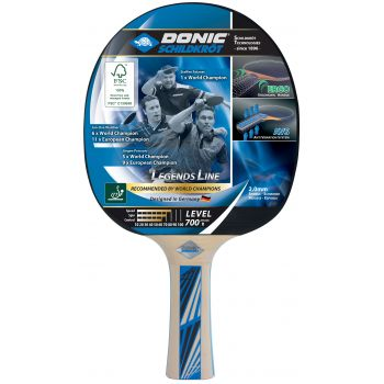 Donic LEGENDS 700 FSC, lopar namizni tenis