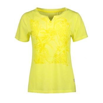 Torstai MANDLA, ženska majica, rumena