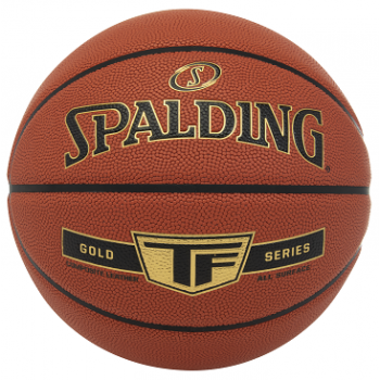 Spalding TF GOLD, košarkarska žoga, oranžna
