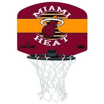 Spalding MIAMI HEAT, košarkarski obroč, rdeča