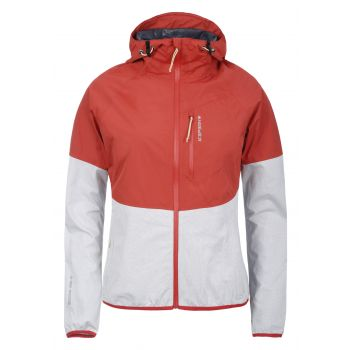 Icepeak DAZEY, ženska pohodna jakna, rdeča