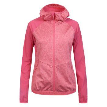 Icepeak DELLI, ženska pohodna jakna, rdeča