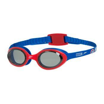 Speedo ILLUSION GOG JU, otroška plavalna očala, rdeča