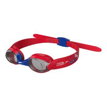 Speedo ILLUSION GOG IU, otroška plavalna očala, rdeča