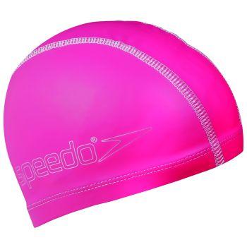 Speedo PACE CAP JU, otroška plavalna kapa, roza