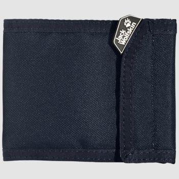 Jack Wolfskin COIN & CREDIT, denarnica, modra