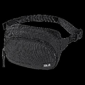 Jack Wolfskin UPGRADE S, torbica za okrog pasu, črna