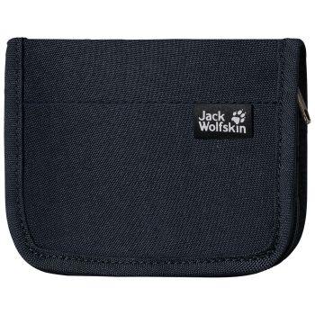 Jack Wolfskin FIRST CLASS, denarnica, modra