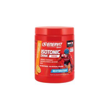 Enervit ISOTONIC DRINK ORANGE, športna prehrana, rdeča