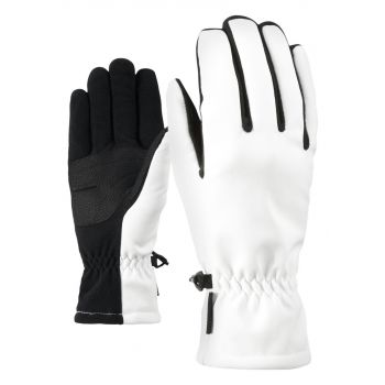 Ziener IMPORTA LADY, ženske rokavice, bela