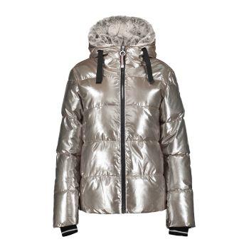 Luhta KEITELE, ženska pohodna jakna, srebrna