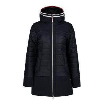 Luhta IISINKI, ženska pohodna jakna, črna