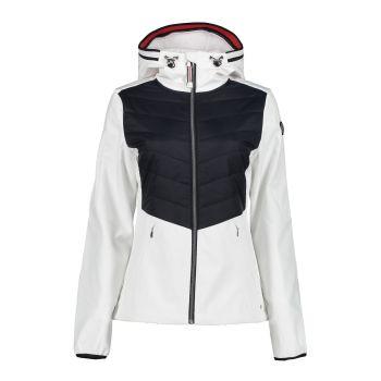 Luhta ILAJA, ženska pohodna jakna, bela