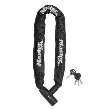 Masterlock 8391 KLJUČ 90CM, ključavnica, črna