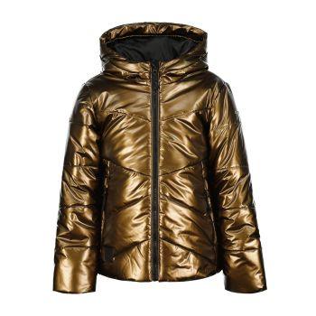 Icepeak KELL JR, otroška pohodna jakna, zlata