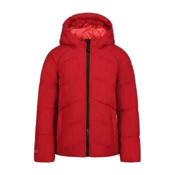 Icepeak KINGSLEY JR, jakna o., rdeča