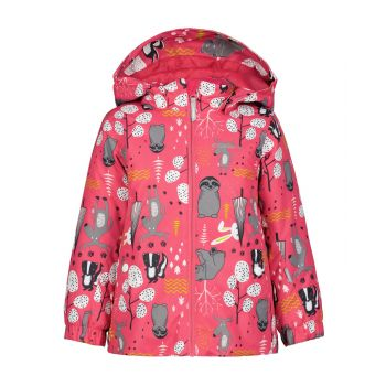 Icepeak JAPERI KD, otroška smučarska jakna, roza