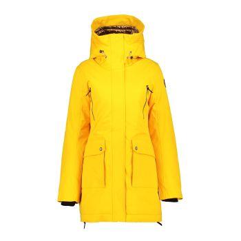 Icepeak EP ALLENDALE, ženska jakna, rumena