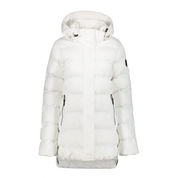 Icepeak EP AUBREY, ženska jakna, bela