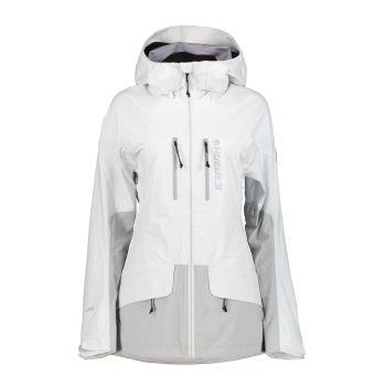 Icepeak DATTELN, ženska pohodna jakna, bela