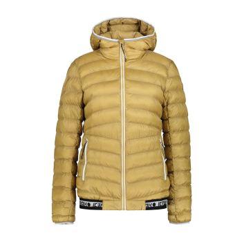 Icepeak DIX, ženska pohodna jakna, zlata