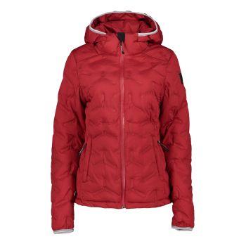 Icepeak DADEVILLE, ženska pohodna jakna, rdeča