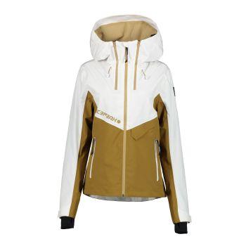 Icepeak DELAVAN, ženska pohodna jakna, bela