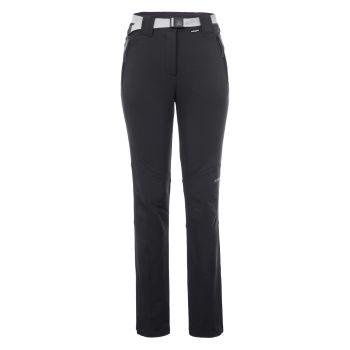 Icepeak BROMLEY, ženske pohodne hlače, črna