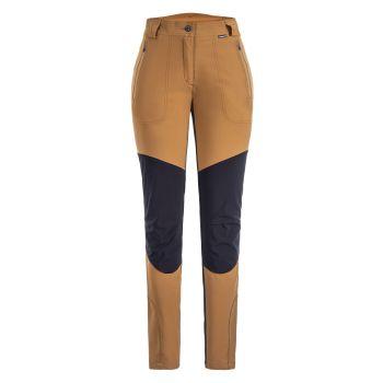Icepeak DORAL, ženske pohodne hlače, rjava