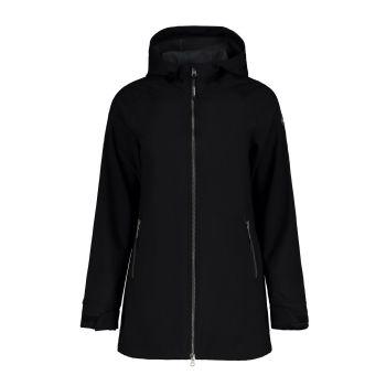 Icepeak EP ANAHUAC, ženska jakna, črna