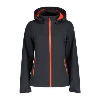 Icepeak BRENHAM, ženska pohodna jakna, siva